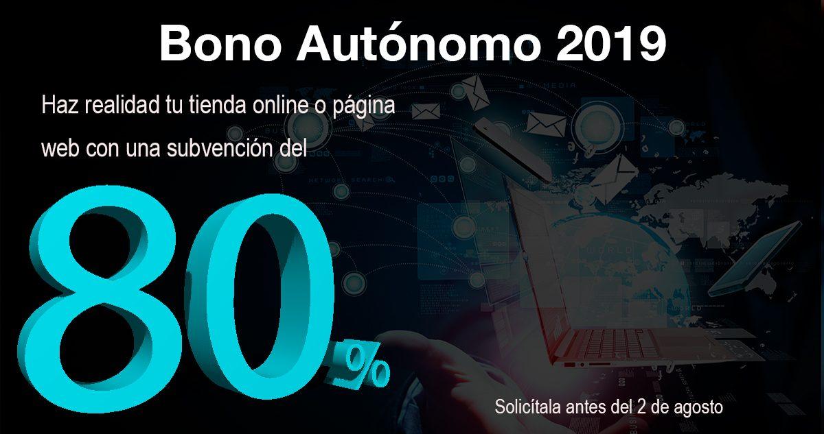 Solicita el Bono Autónomo 2019